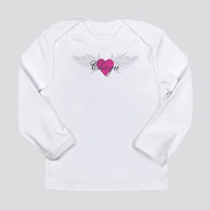 My Sweet Angel Chaya Long Sleeve Infant T-Shirt