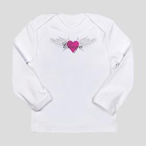 My Sweet Angel Chaya Long Sleeve Infant T-Shirt