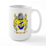 Aye Large Mug