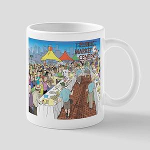 Market Festival Mug