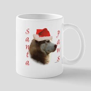 Santa Paws Sibe Mug
