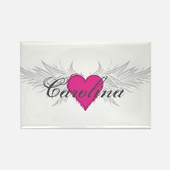My Sweet Angel Carolina Rectangle Magnet (100 pack
