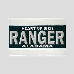 Alabama Ranger Rectangle Magnet