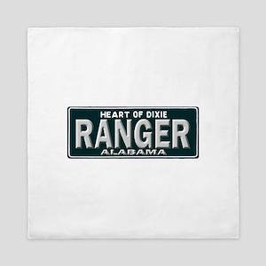 Alabama Ranger Queen Duvet