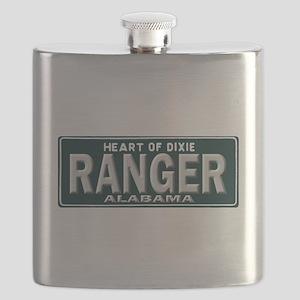 Alabama Ranger Flask