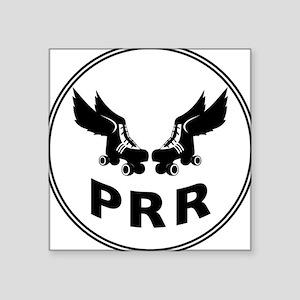 Petersburg Rangarok Rollers Small logo Square Stic