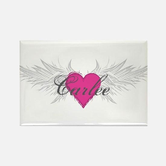 My Sweet Angel Carlee Rectangle Magnet