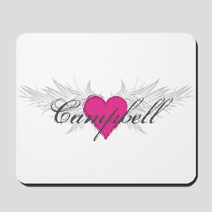 My Sweet Angel Campbell Mousepad