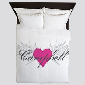 My Sweet Angel Campbell Queen Duvet