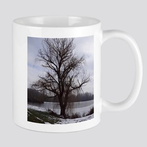 Peaceful Willow Tree Mug