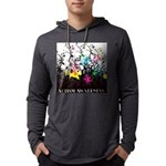 Autism awareness is growing  Mens Hooded Shirt