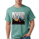 Autism awareness is grow Mens Comfort Colors Shirt