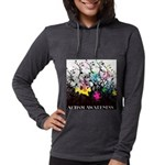 Autism awareness is growing  Womens Hooded Shirt