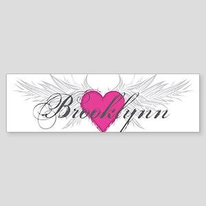 My Sweet Angel Brooklynn Sticker (Bumper)