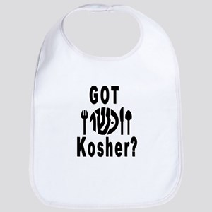 Got Kosher? Bib