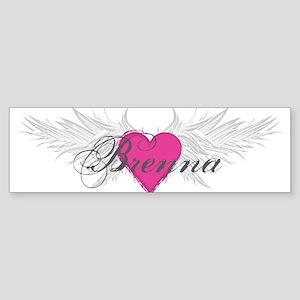 My Sweet Angel Brenna Sticker (Bumper)