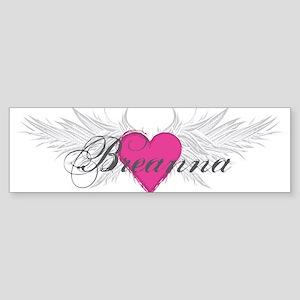 My Sweet Angel Breanna Sticker (Bumper)