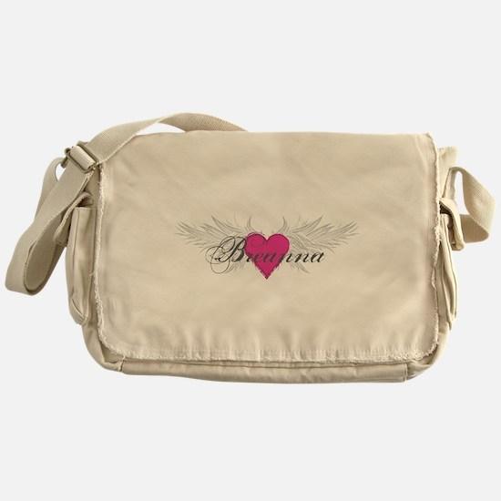 My Sweet Angel Breanna Messenger Bag