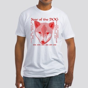 2006 - year of the dog Fitted T-Shirt