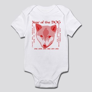 2006 - year of the dog Infant Bodysuit