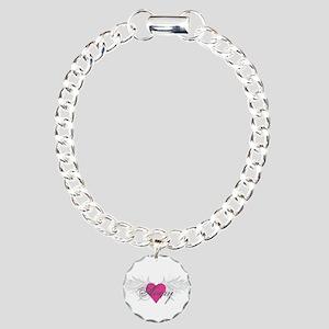 My Sweet Angel Avery Charm Bracelet, One Charm