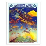 Conquete du Pole - Small Poster