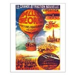 BALLOON CINEORAMA - Small Poster