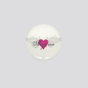 My Sweet Angel Aryana Mini Button
