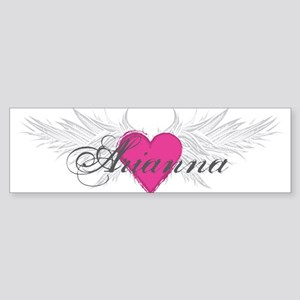 My Sweet Angel Arianna Sticker (Bumper)