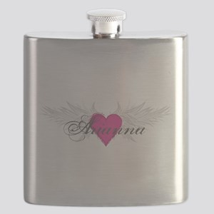 My Sweet Angel Arianna Flask