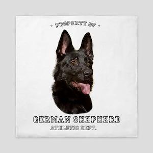 German Shepherd Athletics by Megan Noble Queen Duv