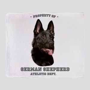 German Shepherd Athletics by Megan Noble Stadium