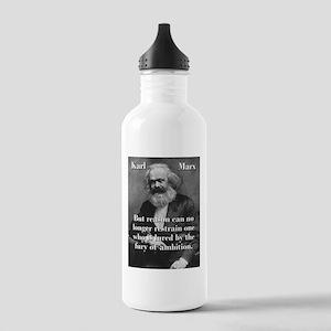 But Reason Can No Longer Restrain - Karl Marx Wate