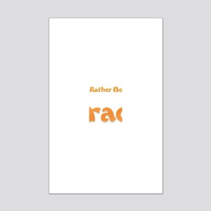 Id Rather Be...Curacao Mini Poster Print