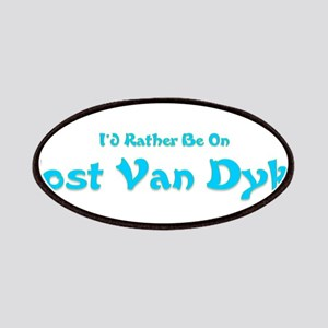 Id Rather Be...Jost Van Dyke Patches