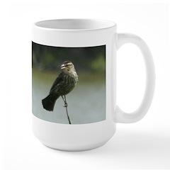 Lady Redwing Large Mug