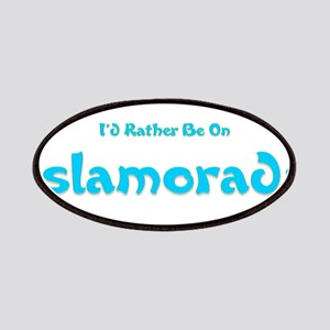 Id Rather Be...Islamorada Patches
