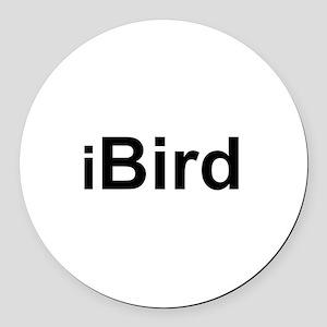 iBird Round Car Magnet