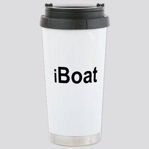 iBoat Stainless Steel Travel Mug