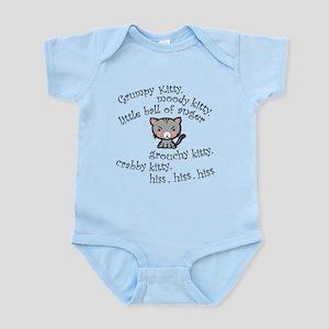 Grumpy Kitty Infant Bodysuit