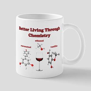 Wine Chemistry Mug