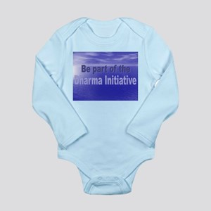 Dharma Long Sleeve Infant Bodysuit