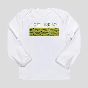 Got Limes Long Sleeve Infant T-Shirt