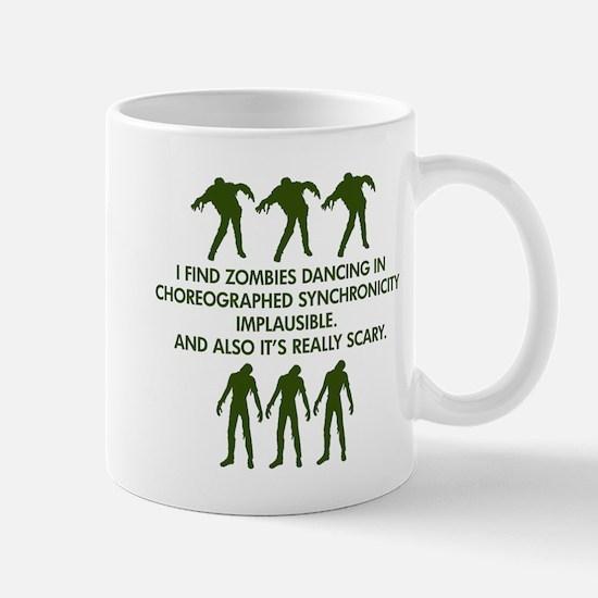 Big Bang Zombies Mug