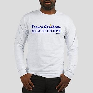 Guadeloupe Long Sleeve T-Shirt / 2 Colors!