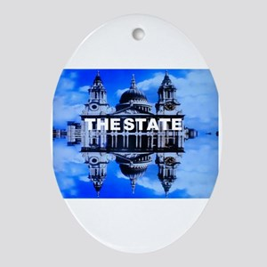 The State Ornament (Oval)