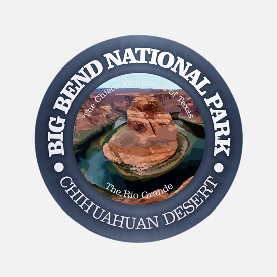 Big Bend NP Button