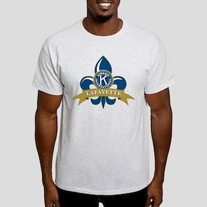 Lafayette Kiwanis Club Logo Light T-Shirt