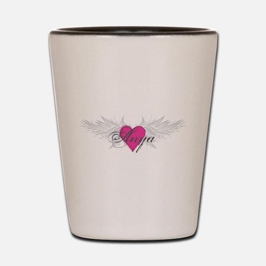My Sweet Angel Anya Shot Glass