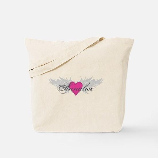 My Sweet Angel Annalise Tote Bag